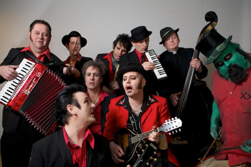 The Urban Voodoo Machine   Folk Band   Gig Listings