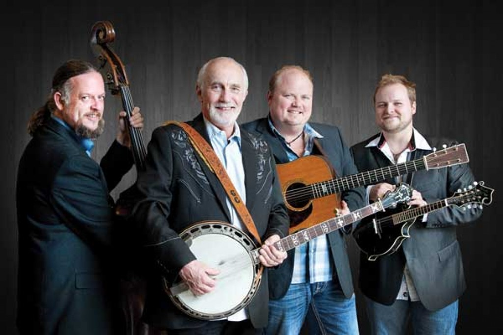The Special Consensus Bluegrass Band