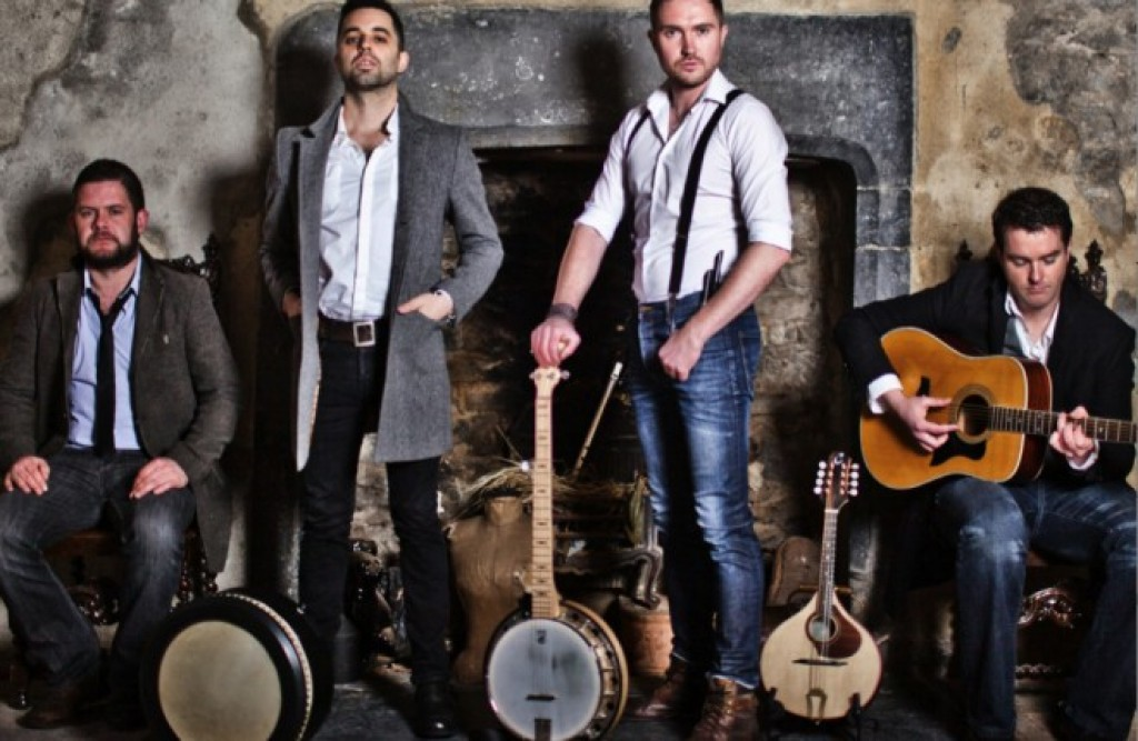 kilkenny meet the kilkennys irish band