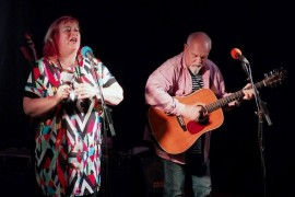 Sally Ironmonger & Brian Carter