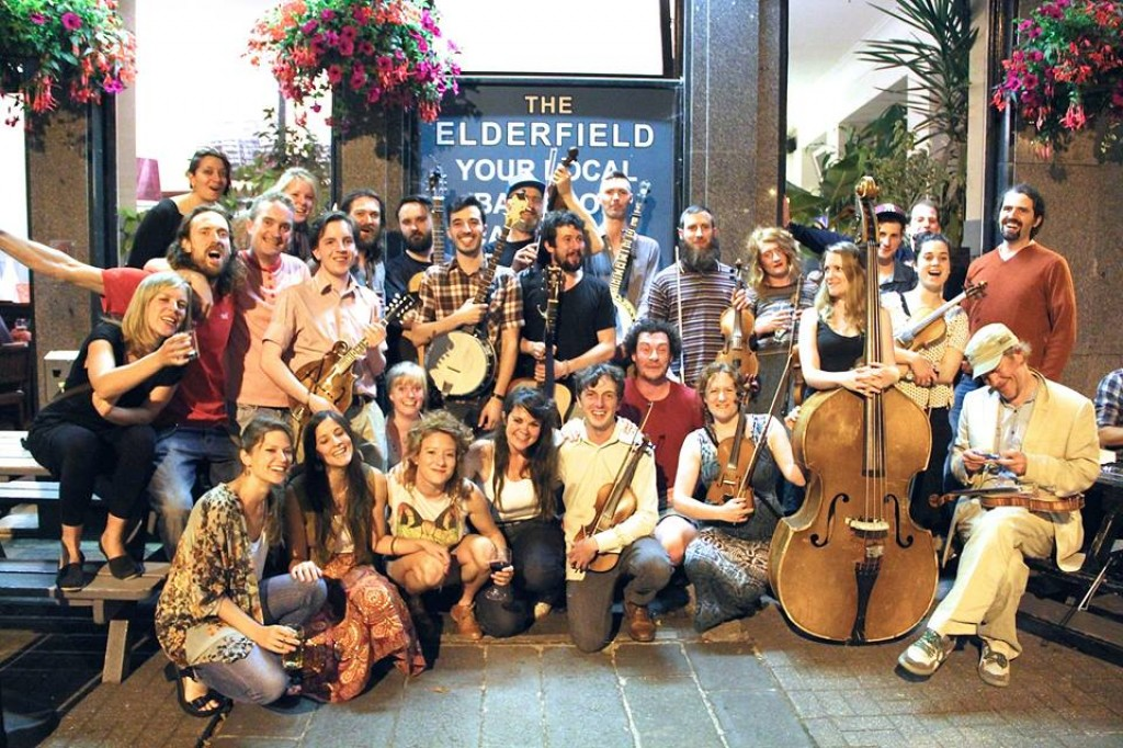 The Elderfield Old Time Session | Folk Music | Gig Listings