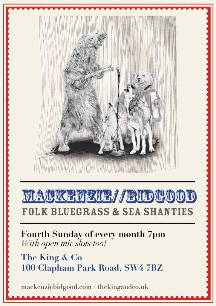 Sunday Evening Sea Shanties, Folk & Bluegrass