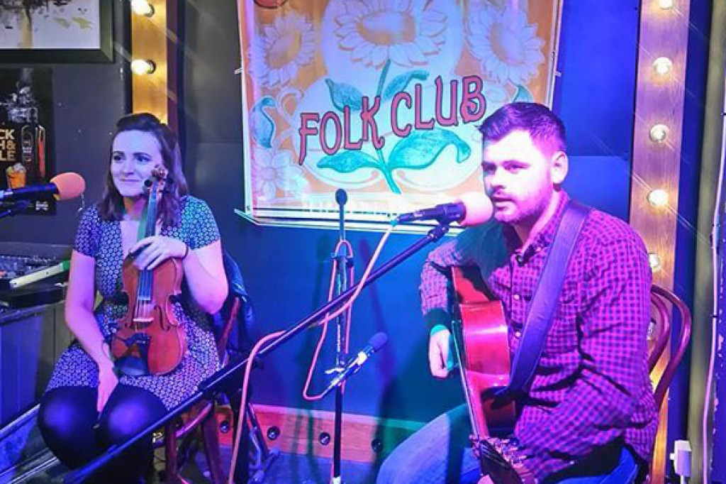 The Sunflower Folk Club
