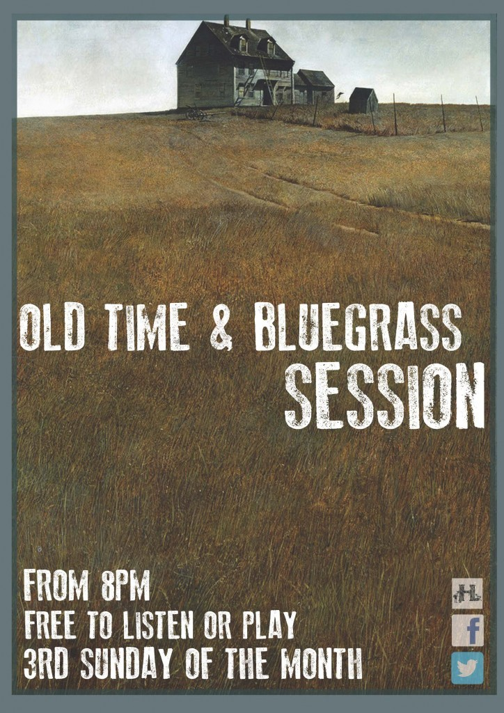 The Harrison Old Time & Bluegrass Session