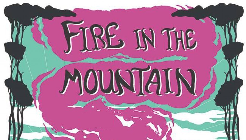 Fire in the Mountain 2017 2nd - 4th June