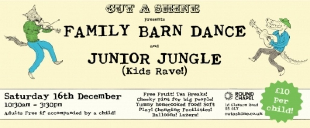 Family Barn Dance and Junior Jungle