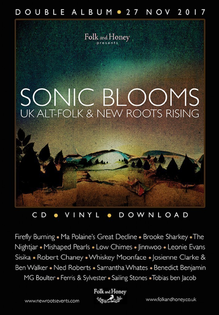 """A resounding success"" - Fatea Magazine Reviews Our Sonic Blooms Album"