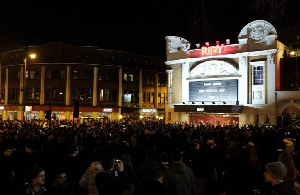 Brixton Pays Tribute To Bowie