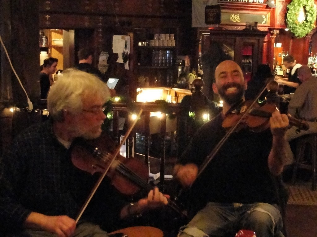 Great new Website for London´s Irish Session Players