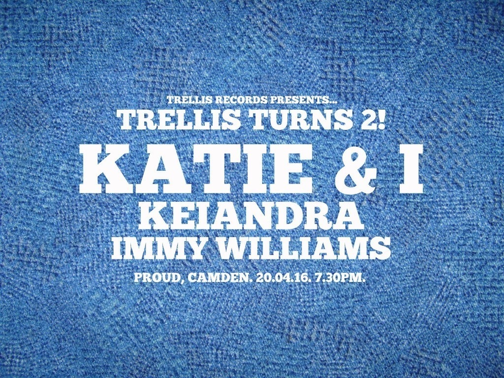 Trellis Records Turns 2!
