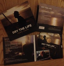 Album review - John Reed, The Dry Life