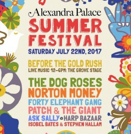 BTGR @ Ally Pally Summer Festival July 22