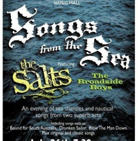 The Salts - Songs from the Sea