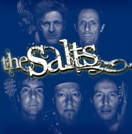 Songs from the Sea at BOAT (Brighton Open Air Theatre) with The Salts