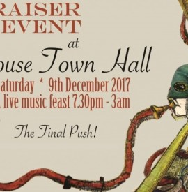 Tonight! Jamboree: The Final Push – Fundraising Party at Limehouse Town Hall
