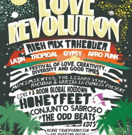 NYE Love Revolution