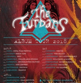 The Turbans Album Tour