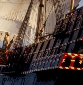 Review of The Salts at The Golden Hinde