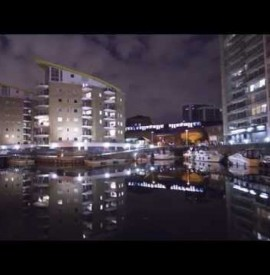 Great New Video from Theo Bard - shot on East London waterways