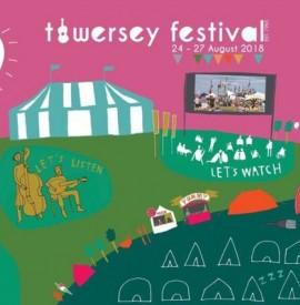 The Shires at Towersey Festival