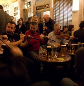 New venue for London´s finest Traditional Irish Music Session