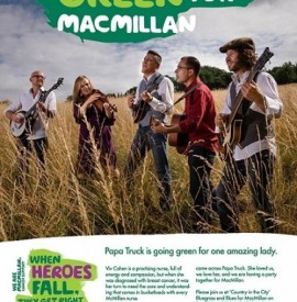 Country in the City – Bluegrass and Blues for Macmillan
