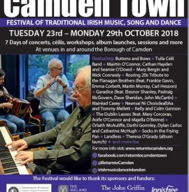 Return to Camden Town 2018