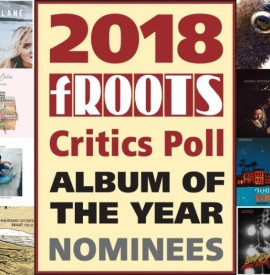 fRoots Magazine announces 2018 Album of the Year Nominees