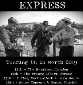Interstate Express Band in the UK