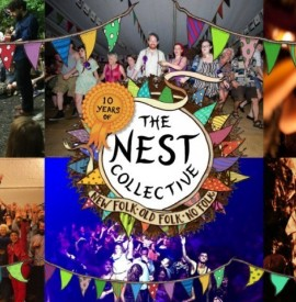 Happy Birthday to The Nest Collective