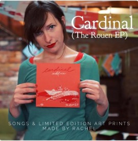 New Music: ´Cardinal´ - Rachel Ries