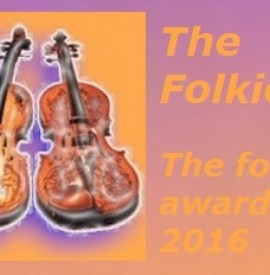 Folkies Awards 2016 Winners