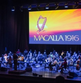 Gig Review: ´Macalla 1916´ performed by the National Folk Orchestra of Ireland