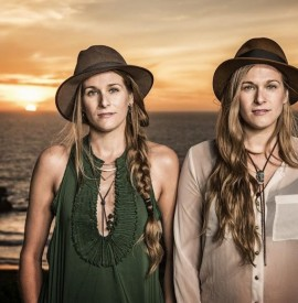 Gig Preview: Shook Twins at the Green Note