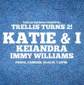 Gig Review: Trellis Turns 2 at Proud Camden