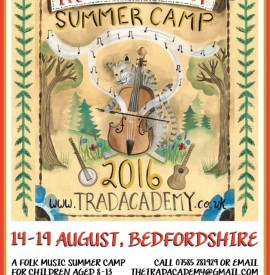 Trad Academy Summer Camp for Children