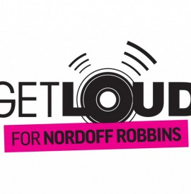 Nordoff Robbins Get Loud Campaign
