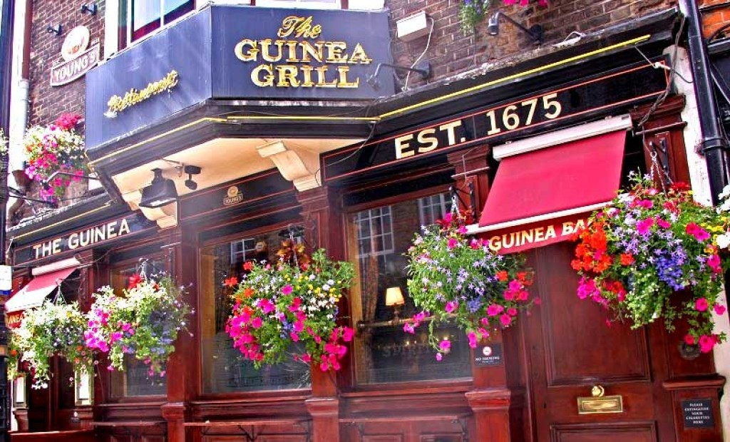 The guinea grill folk venue gig listings london folk music venues the guinea grill publicscrutiny Image collections