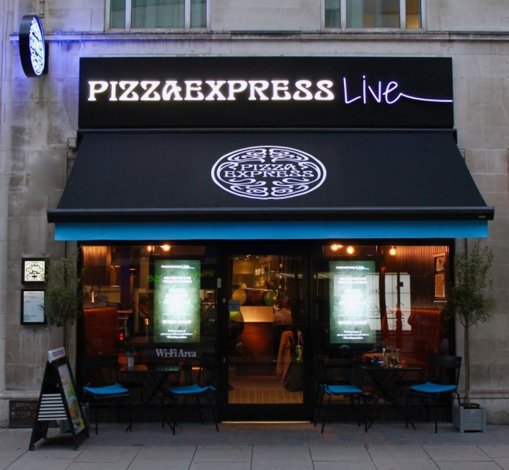 Pizza Express Live Holborn
