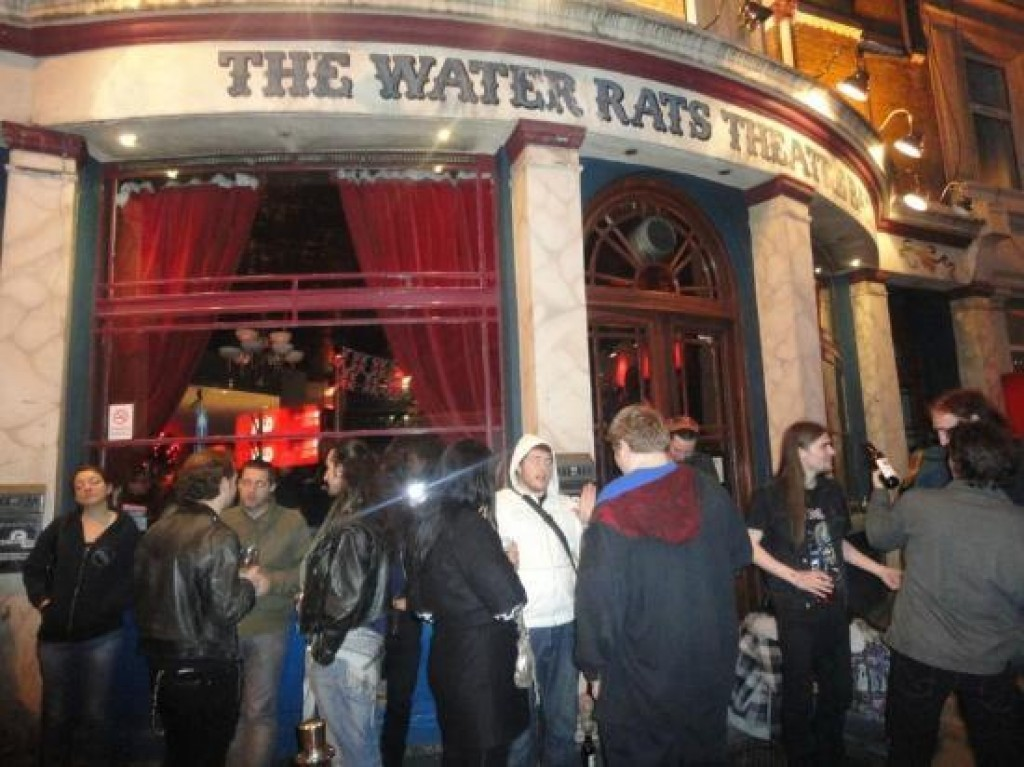 The Water Rats Theatre