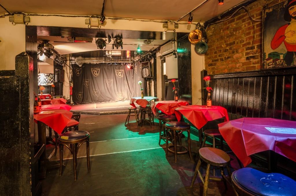The Troubadour | Folk Venue | Gig Listings
