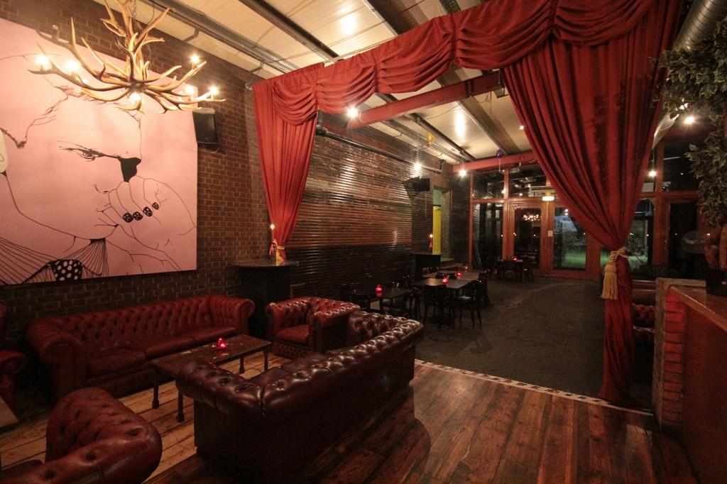 Juju bar london